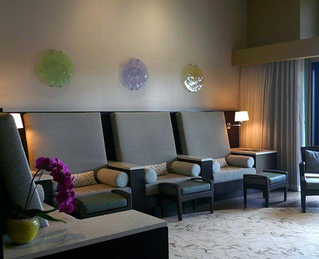 Foto de la sala de relajación Spa en el Allison Inn and Spa en Newberg Oregon