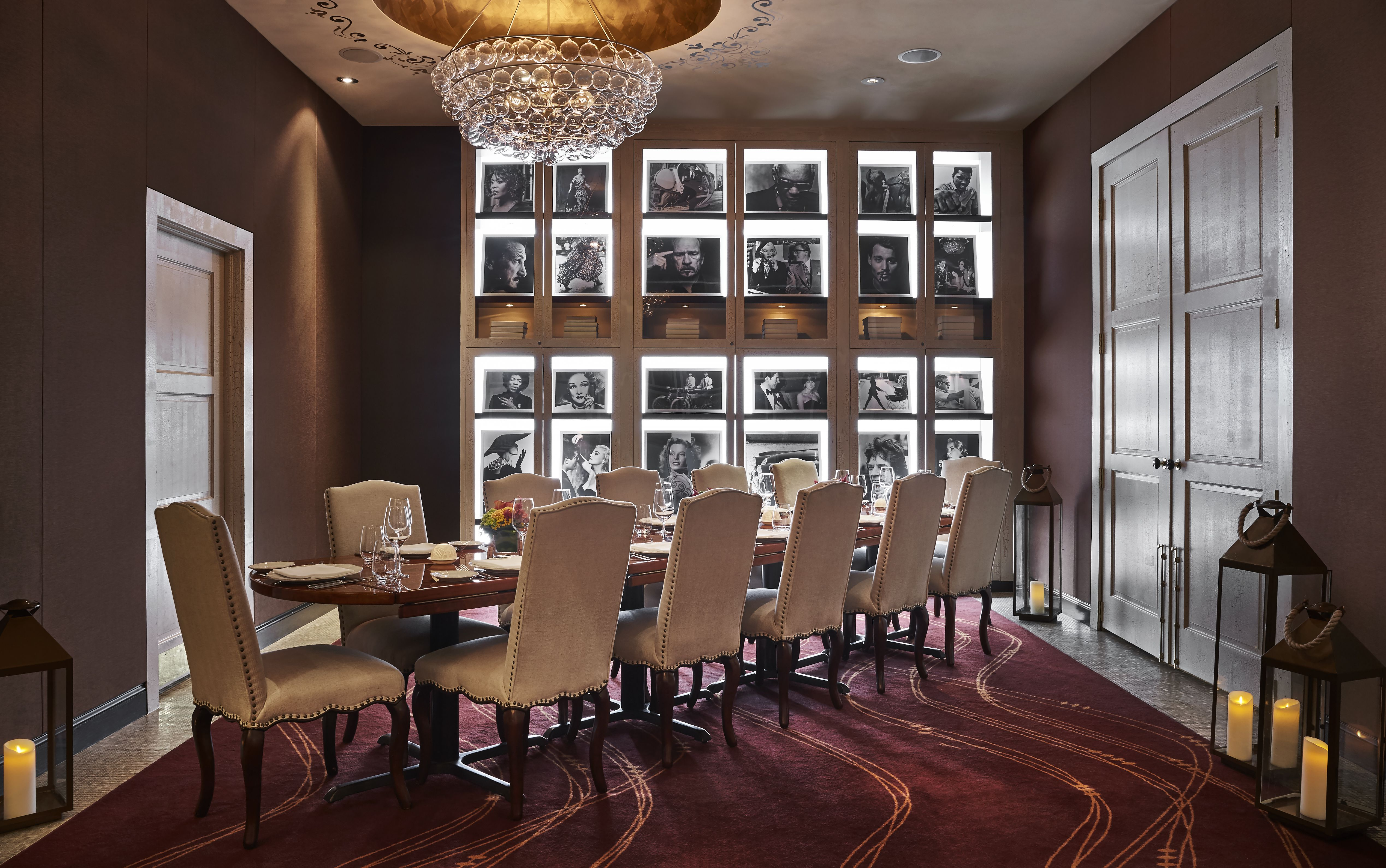 The Most Romantic Restaurants In Washington D C