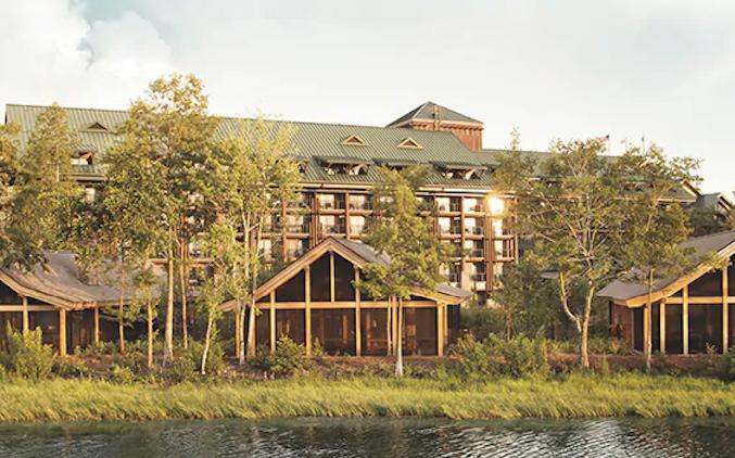 Copper Creek Villas & Cabins en Disney's Wilderness Lodge