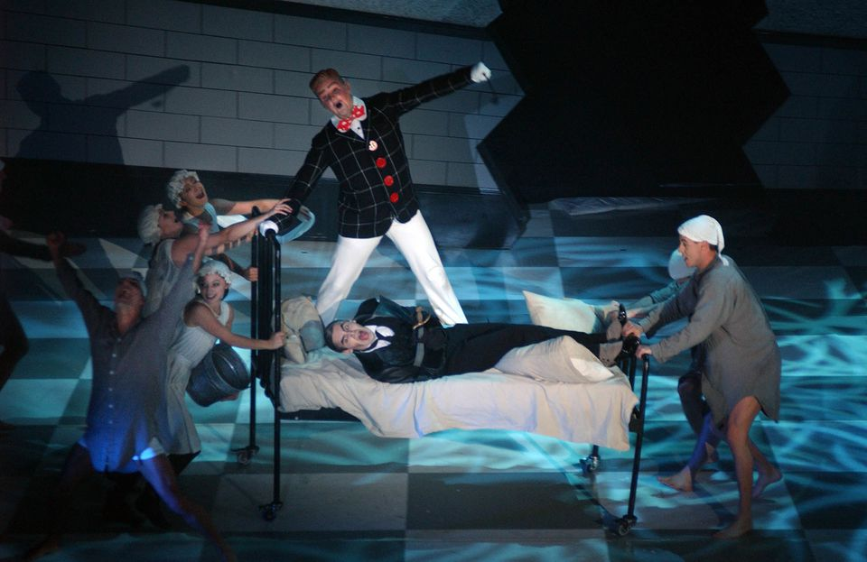 Matthew Bourne's 'The Nutcracker!' at Royce Hall in Los Angeles