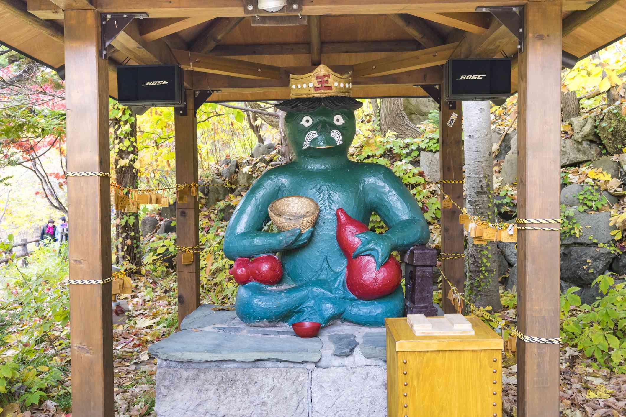 Kappa Yokai Statue
