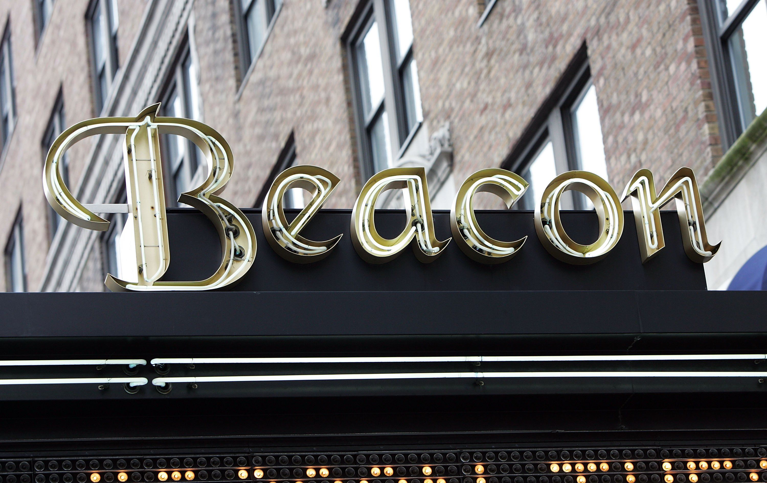 The Beacon Theatre in NYC