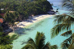 Philippines, Visayas, Boracay Island, Diniwid Beach