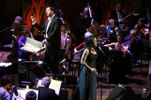 New Year's Eve with Audra McDonald and New York Philharmonic, led by Ted Sperling, at Avery Fisher Hall