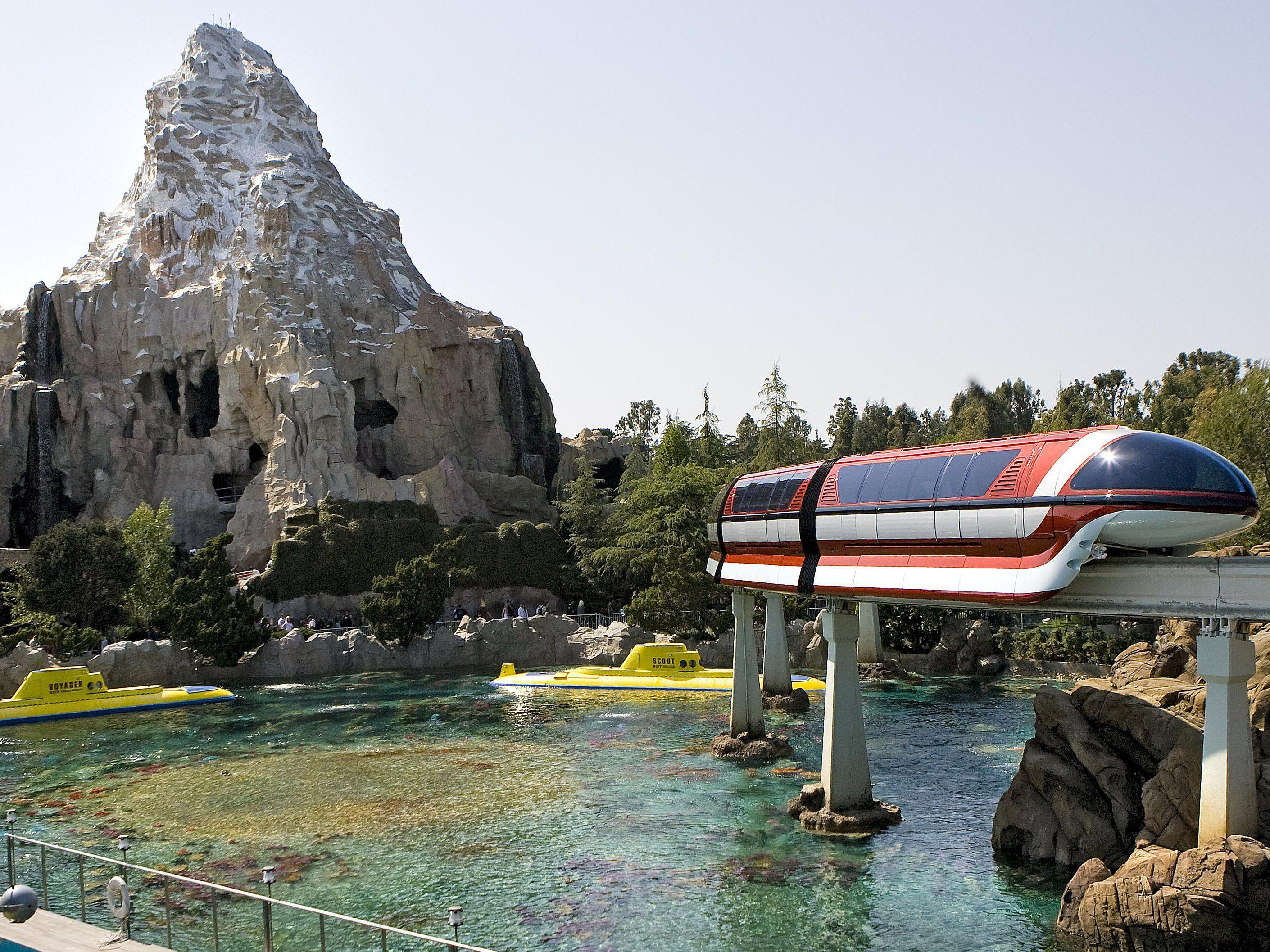 Tony Baxter Brought Disneyland's Submarine Voyage Back from