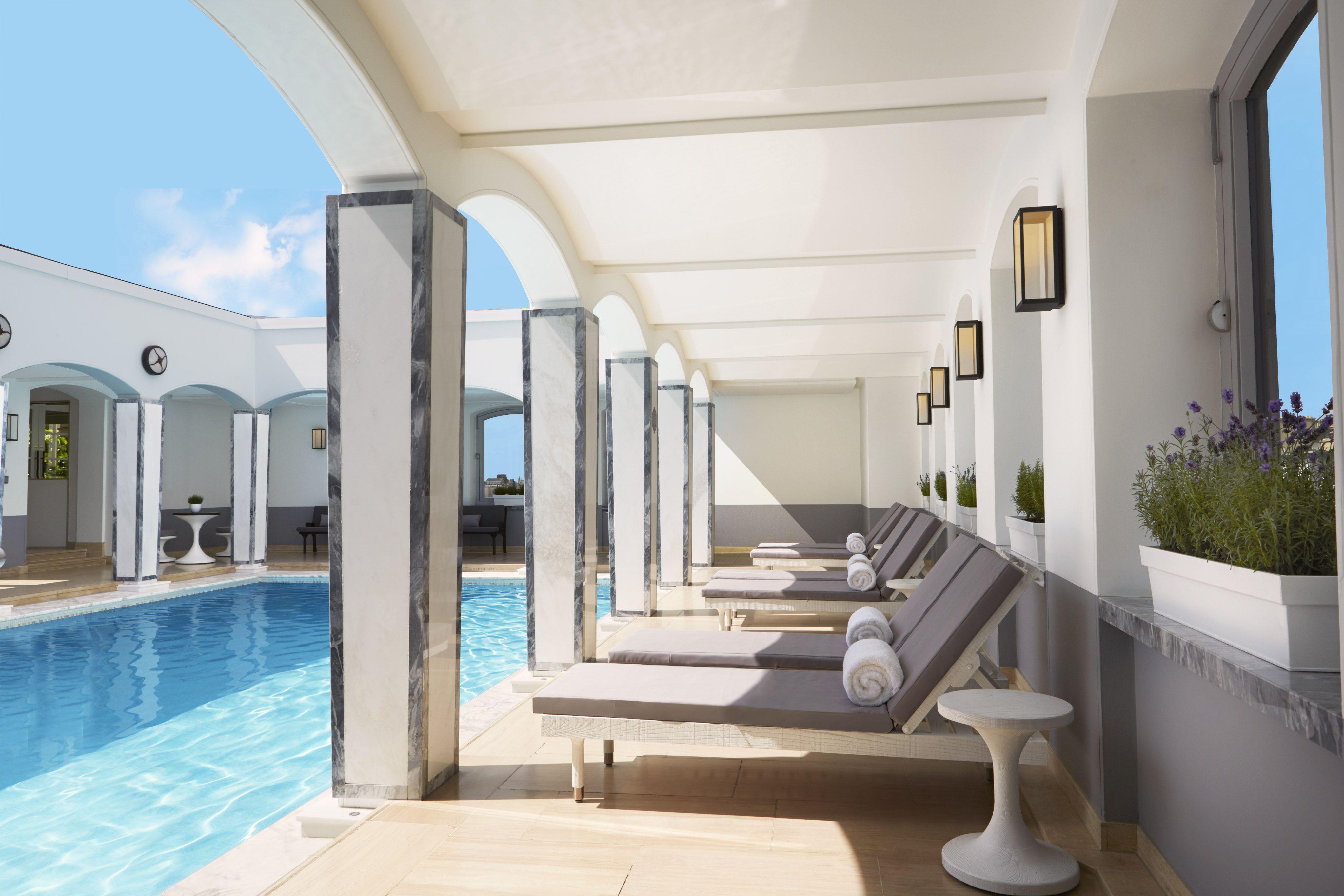 The Berkeley Hotel Pool