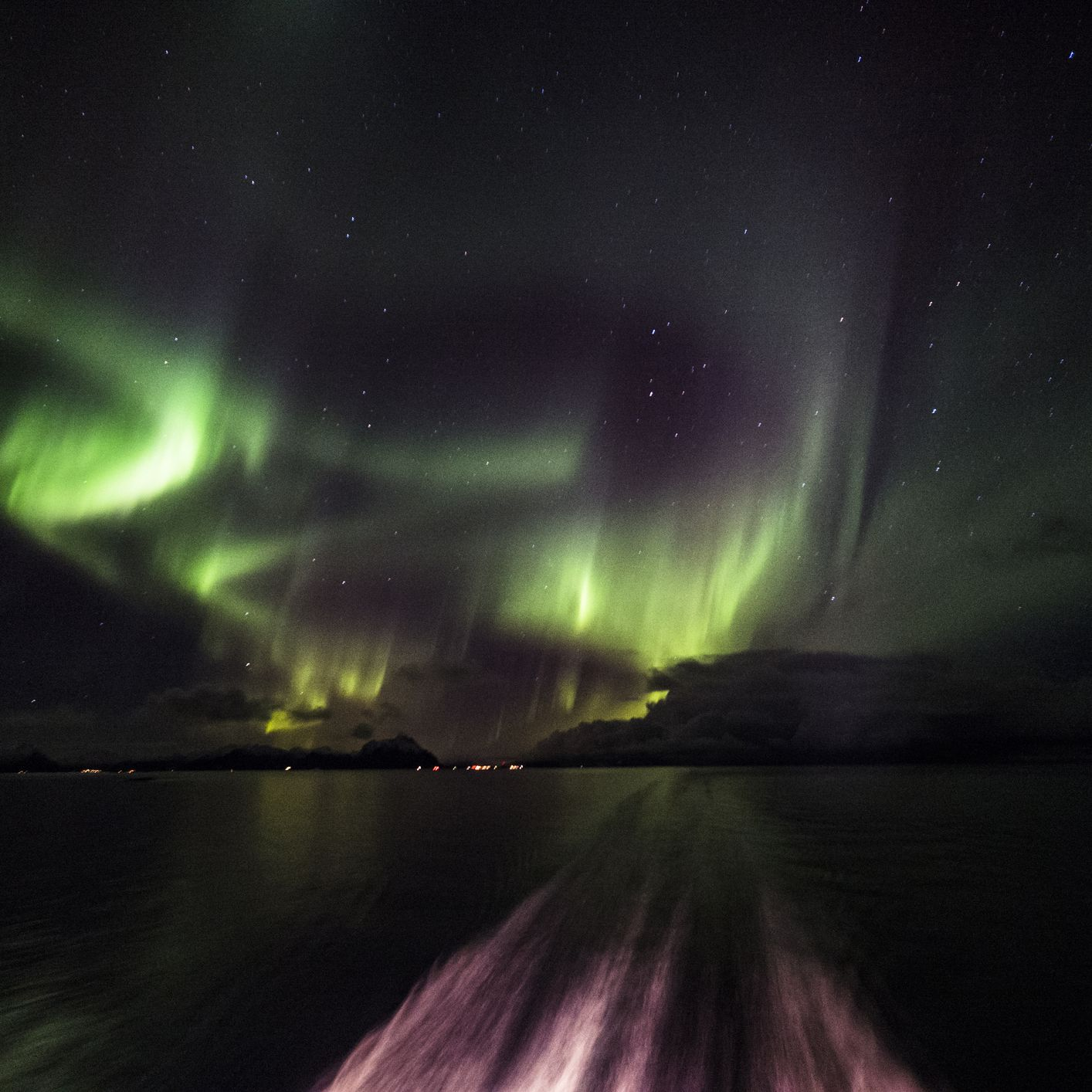 Top Cruises to See the Northern Lights