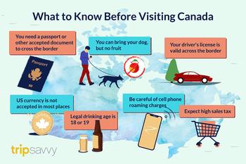 Bringing Alcohol Into Canada