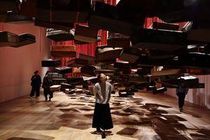 JAPAN-ARTS-MUSEUM