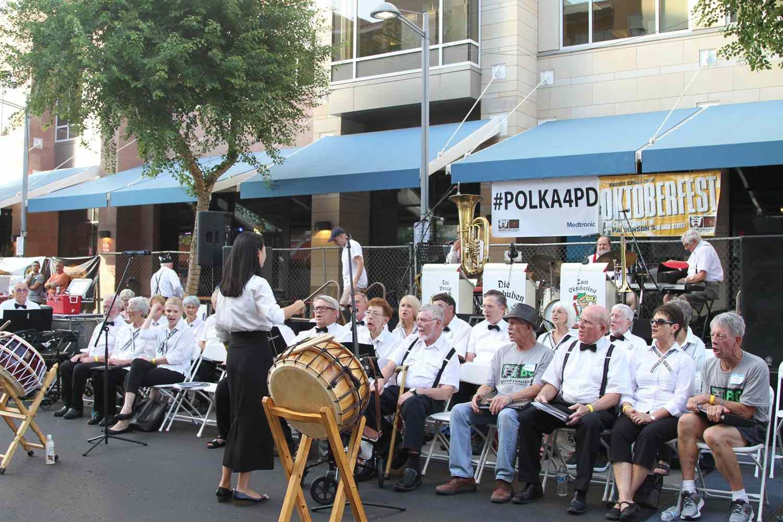 Oktoberfest for Parkinson's in Phoenix