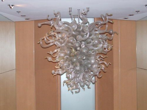 Celebrity Infinity - Dale Chihuly Glass Chandelier