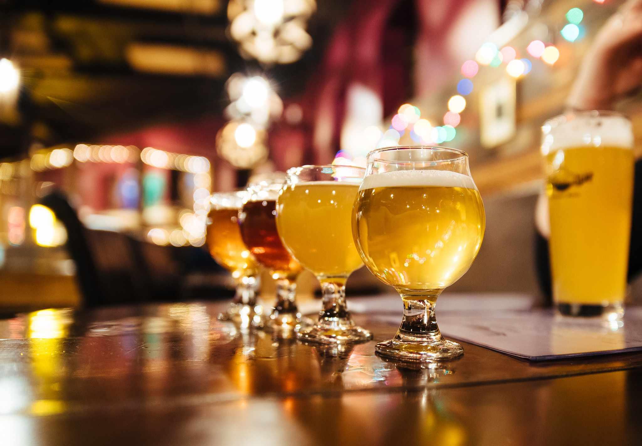Liquid Riot Beer Portland Maine