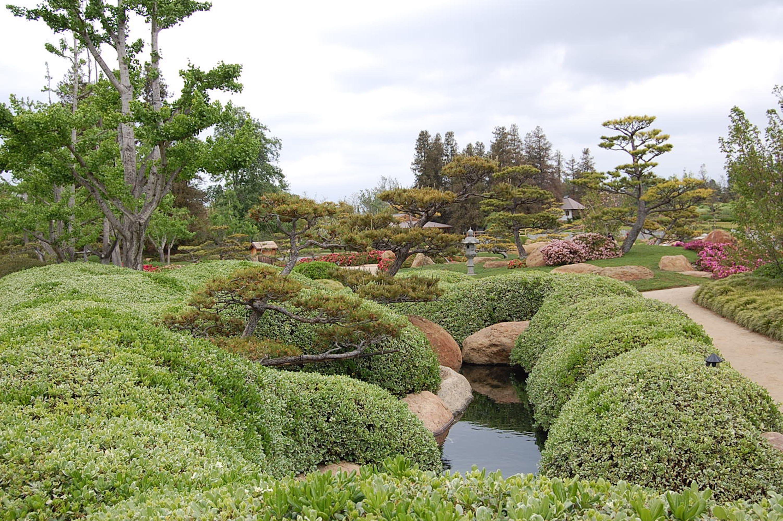 Los Angeles Japanese Garden: Most Beautiful Public Gardens In Los Angeles