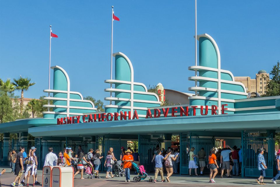 Restaurants At California Adventure Hotel