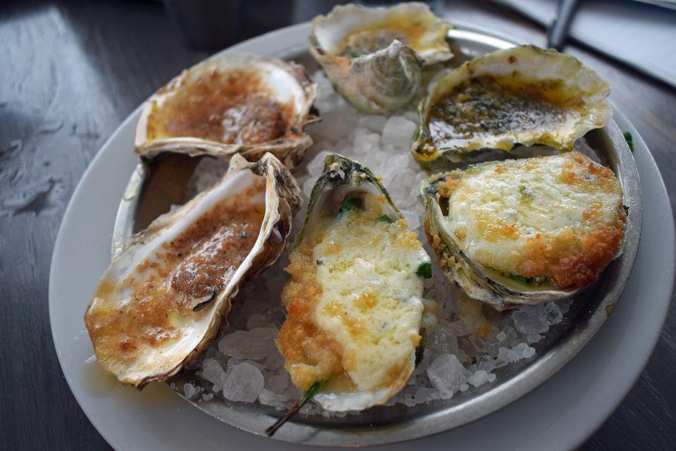 Best Rhode Island Seafood - Matunuck Oyster Bar