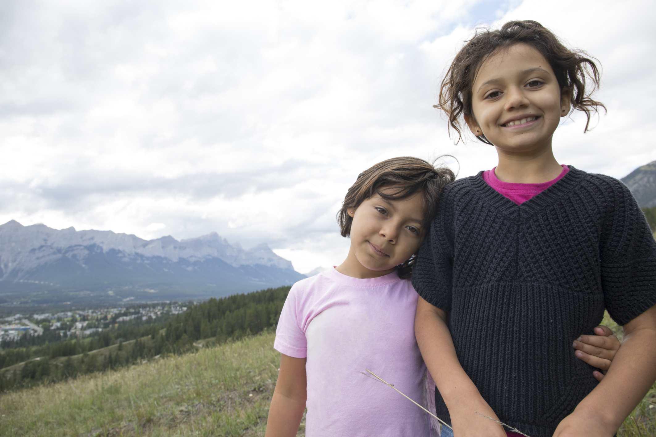 kids in canada