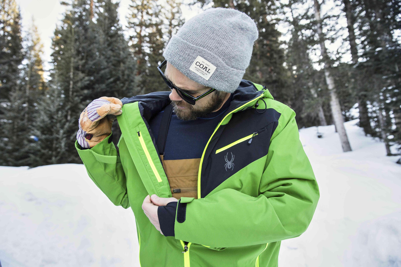 Color Options Spyder Men/'s Protect Ski Jacket