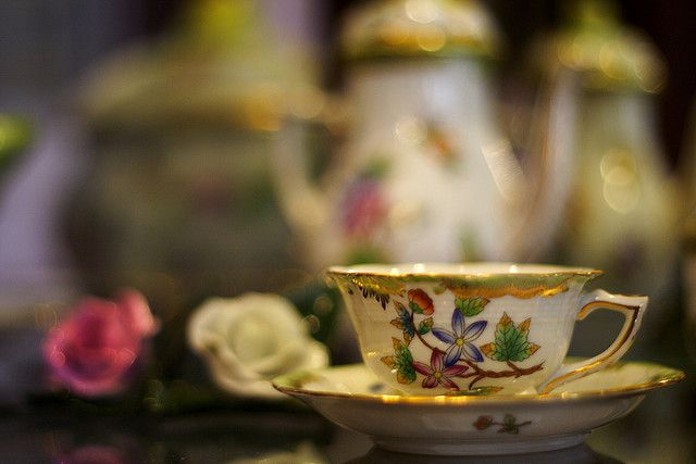 Herend Porcelain from Hungary