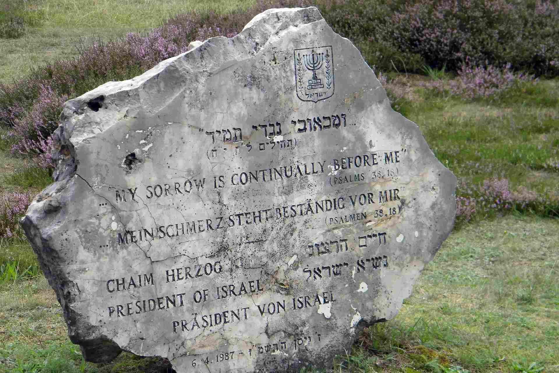 Campo de concentración de Bergen-Belsen