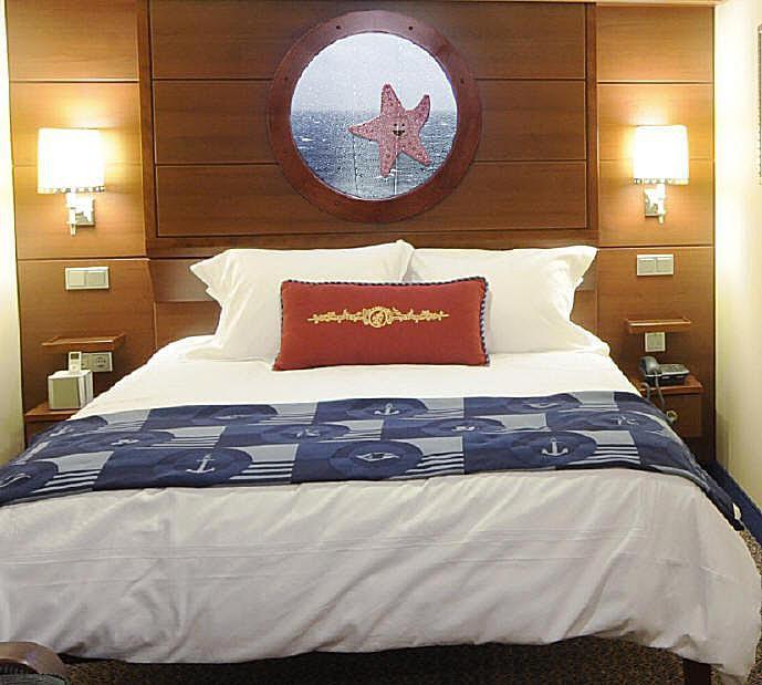 Virtual Porthole - Photo courtesy of Disney Cruise Line.