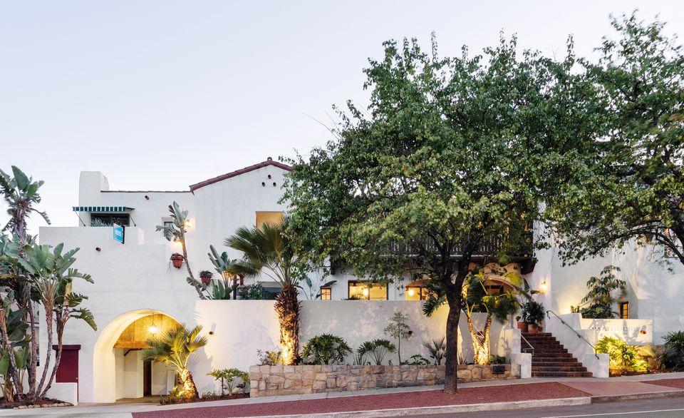 Palihouse Santa Barbara Exterior