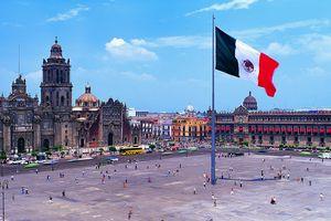 Zocalo, Mexico City, Mexico