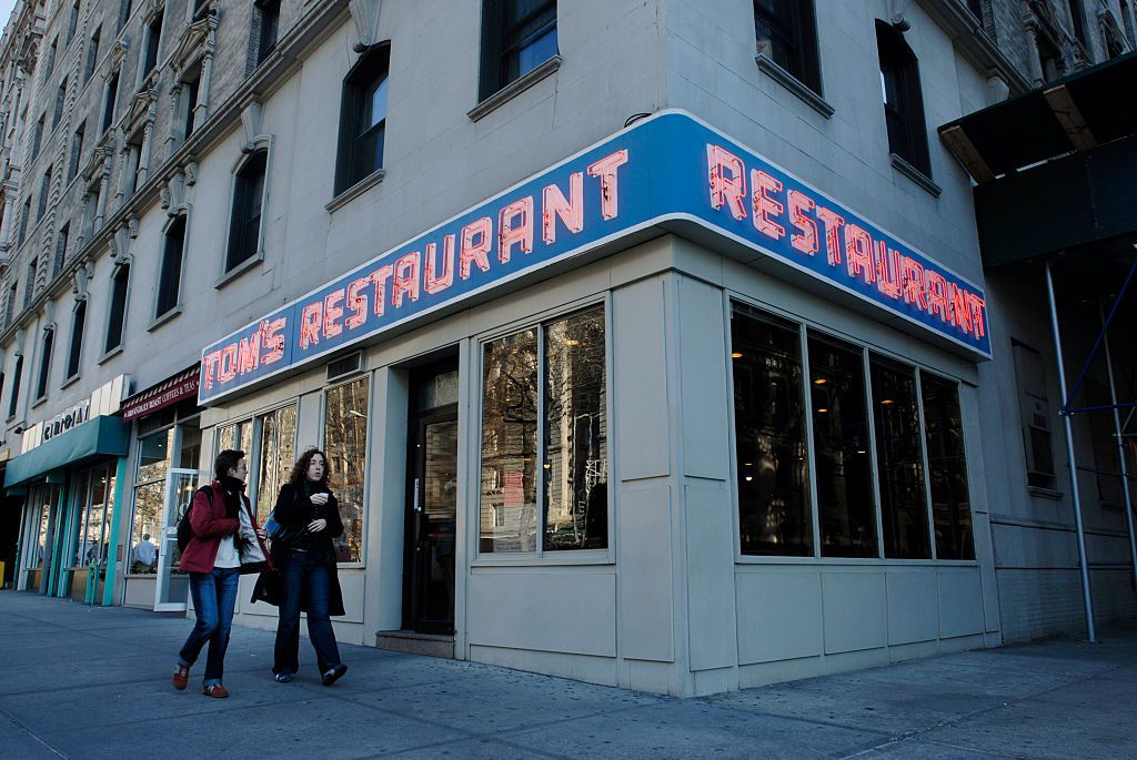 Monk's Café, Seinfeld, destinos icónicos de televisión en Nueva York