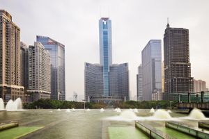 Guangzhou East Station Square