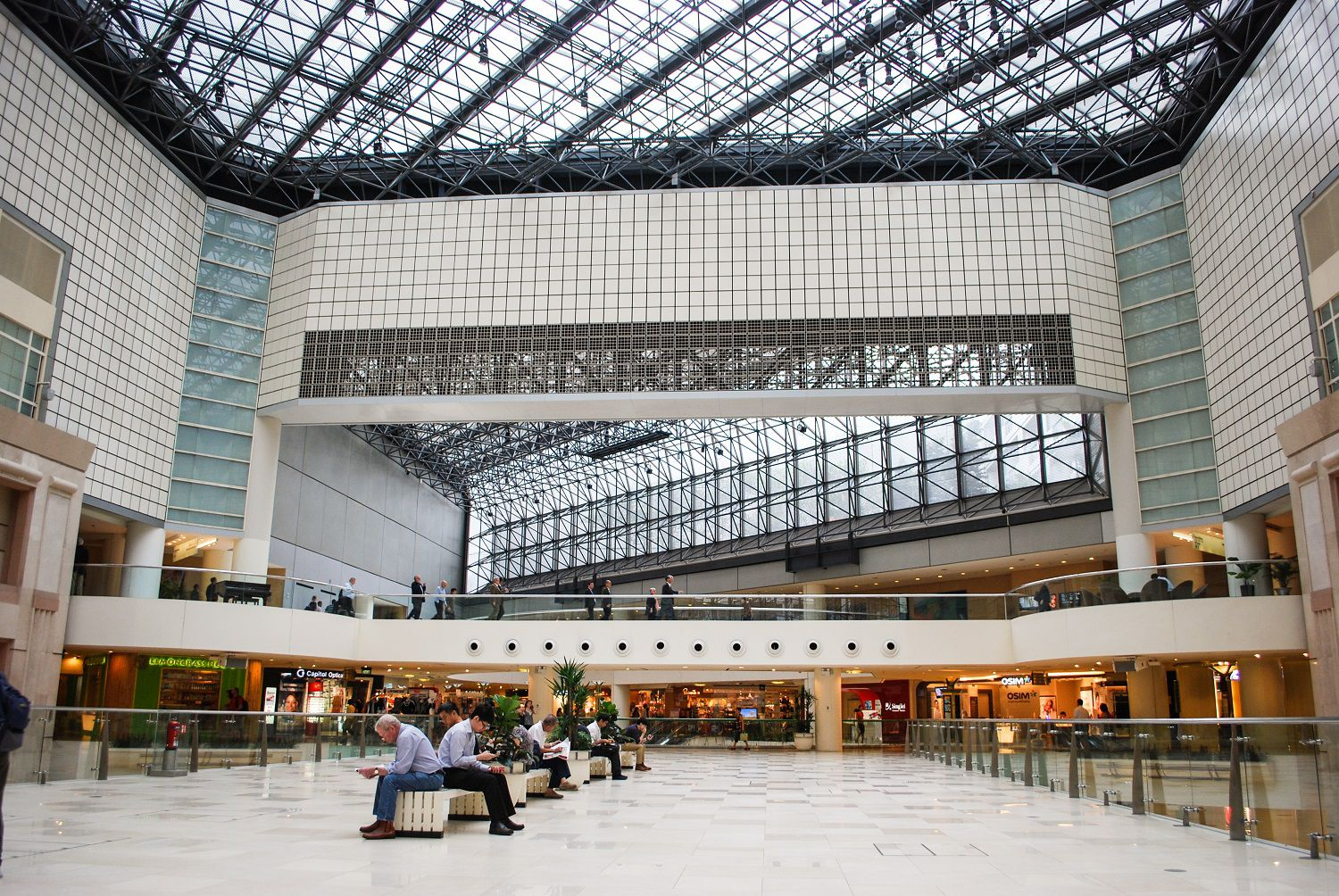 Singapore S Top Shopping Malls In City Hall And Marina Bay
