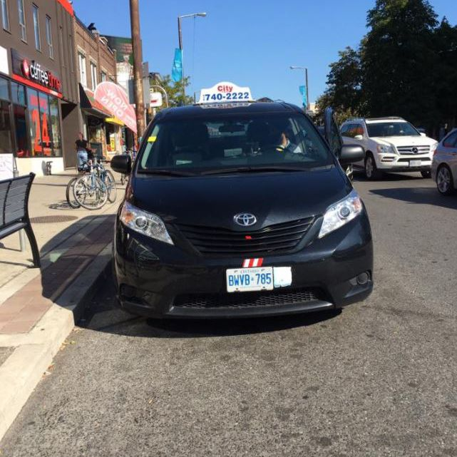 Phone Numbers for Toronto Cab Companies