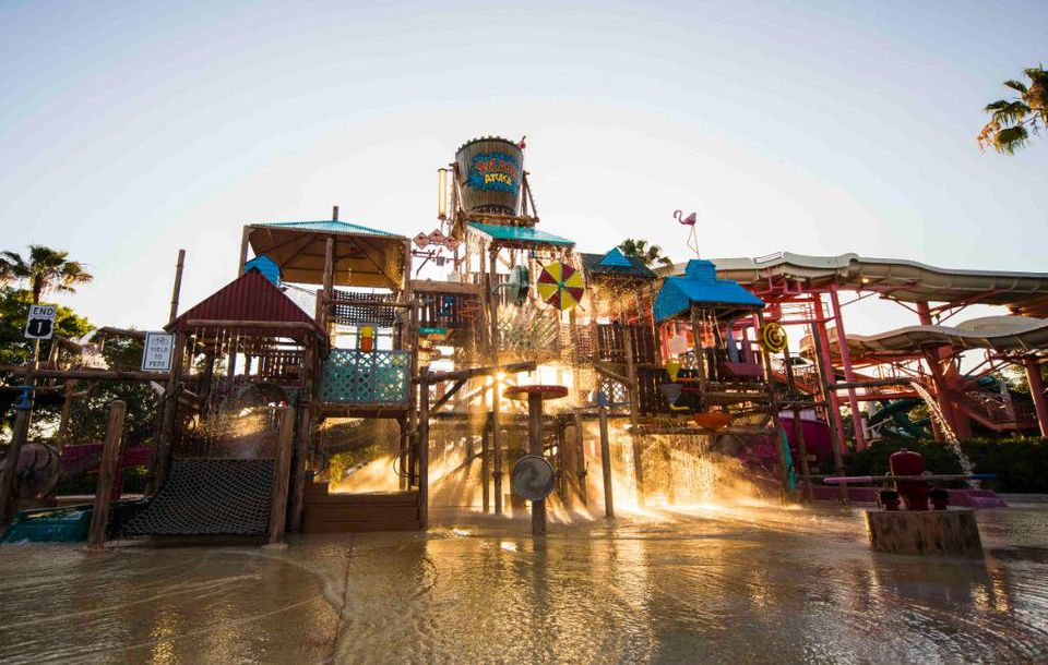 Gulf Islands Water Park Hours