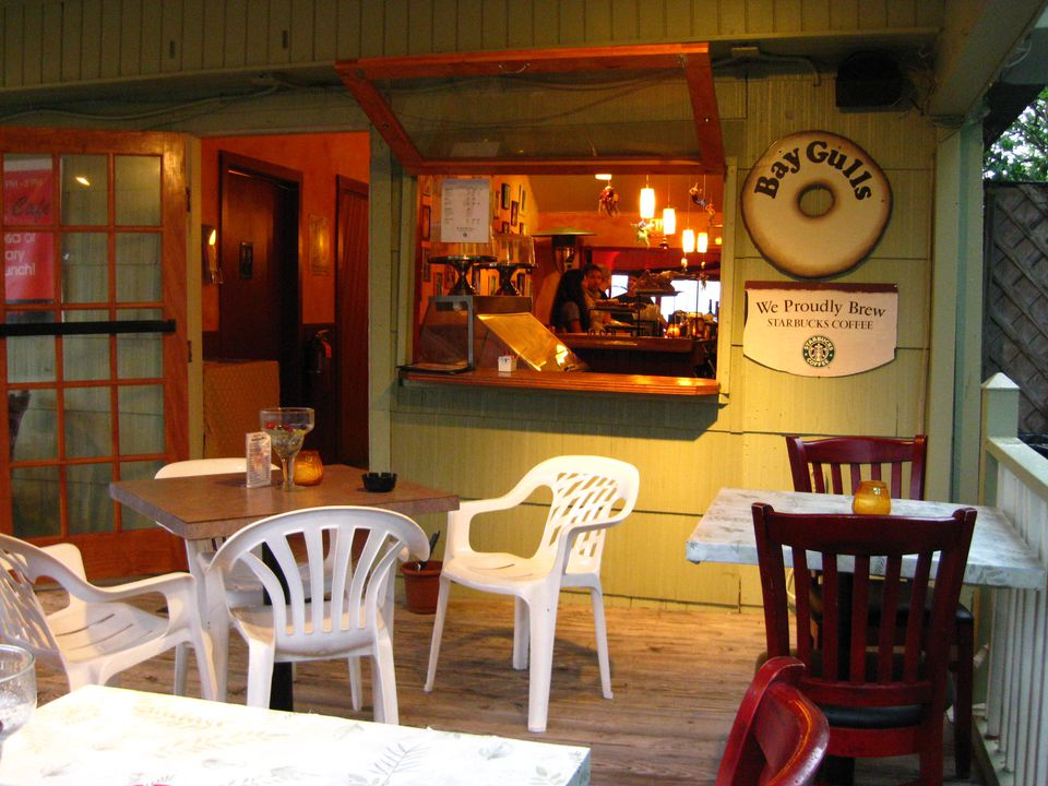 Cherry Lane Restaurant Fire Island