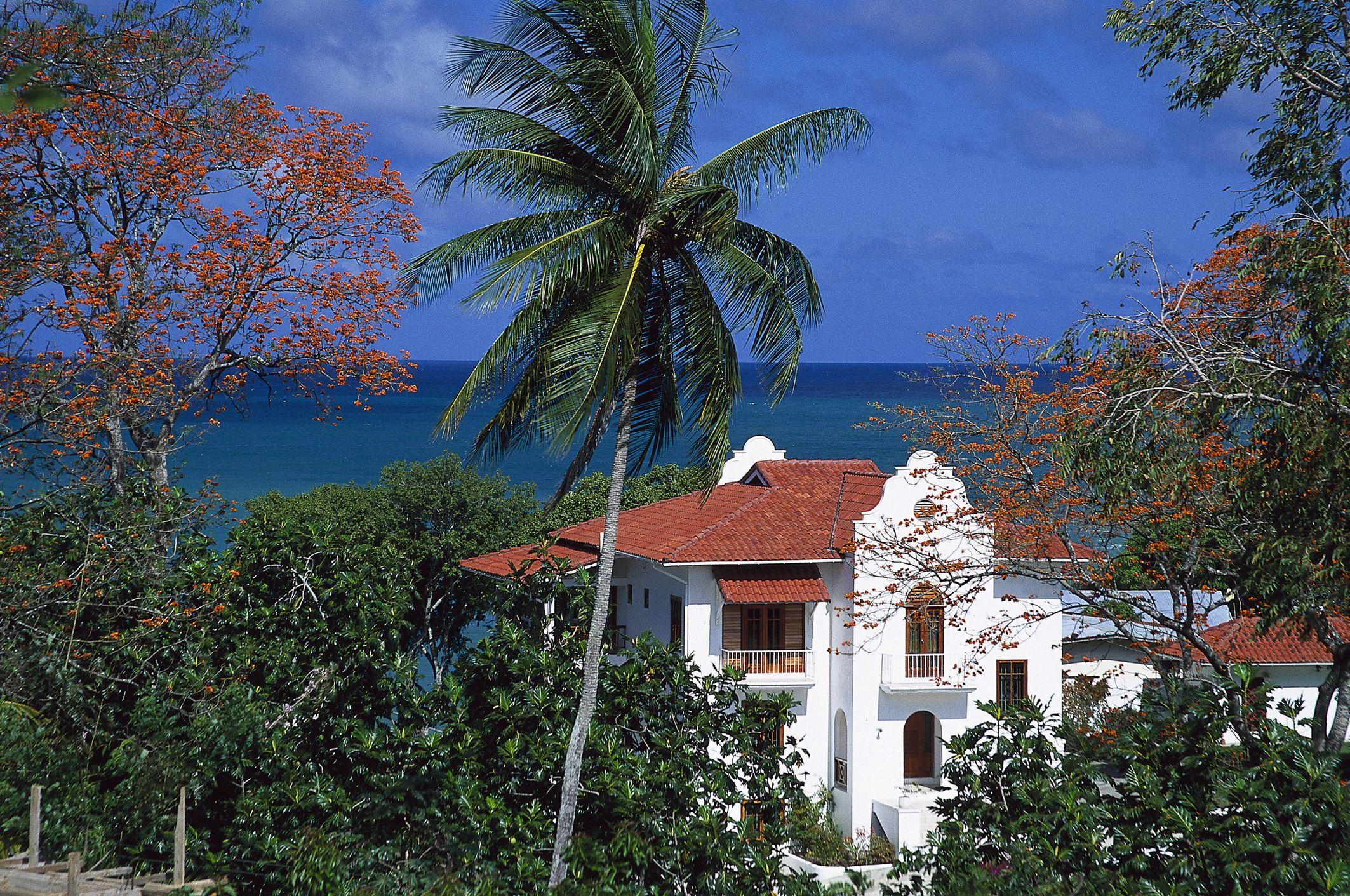 'Villa in Black Rock, Tobago, West Indies, Caribbean'
