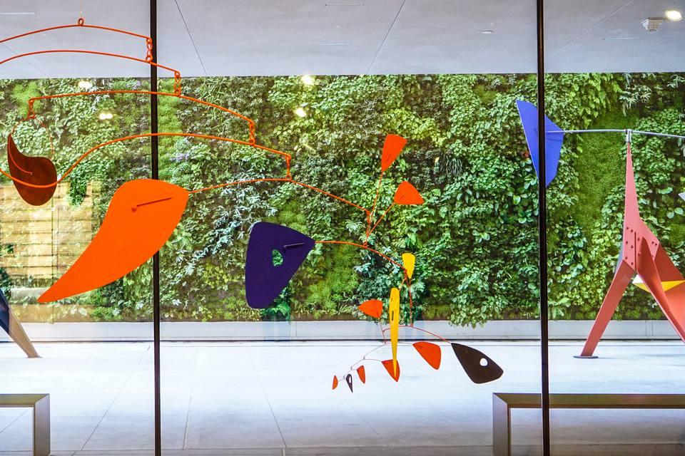 Alexander Calder at SFMOMA