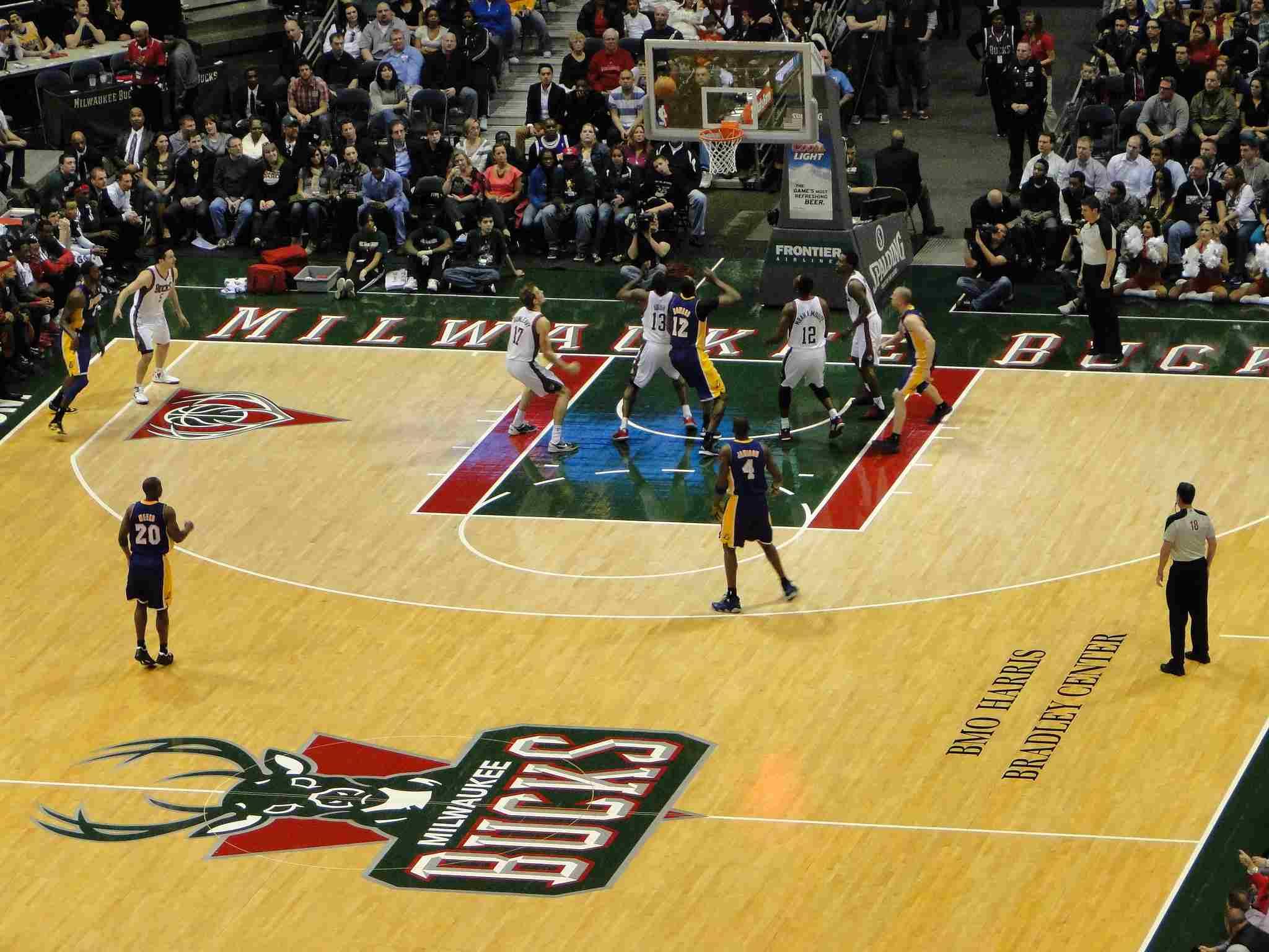 Bucks vs. Lakers