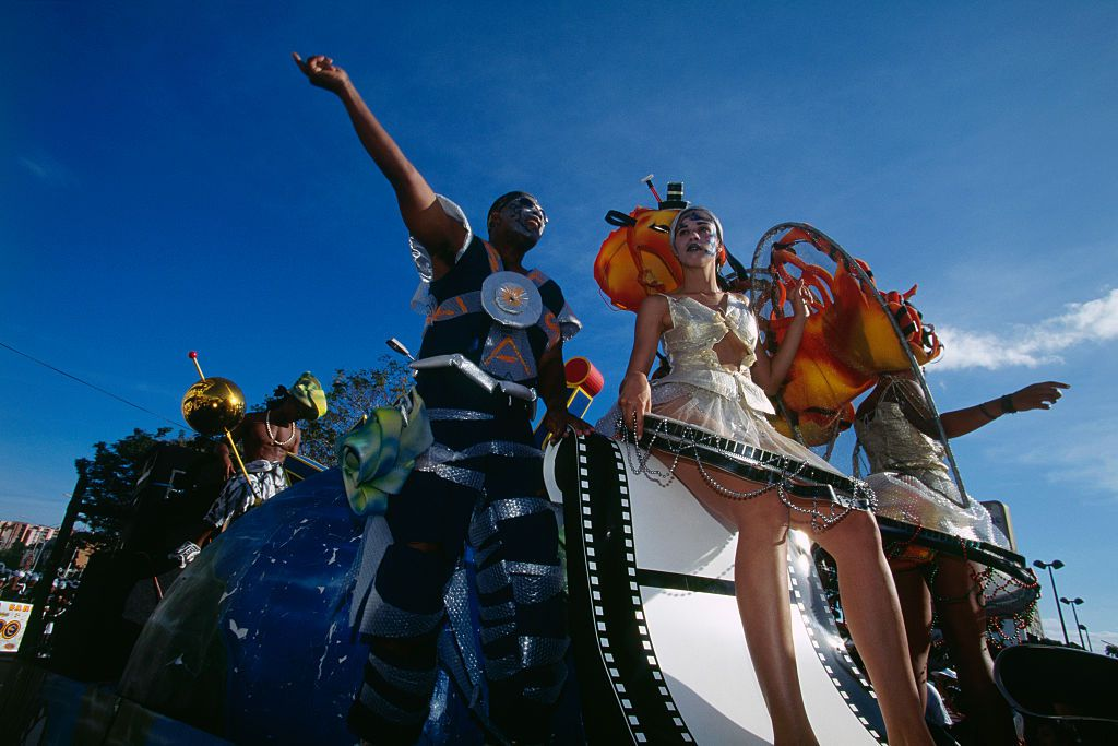 The Martinique Carnival