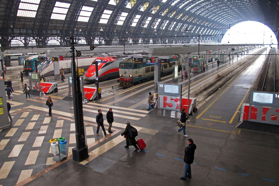 Milan To Rome >> How To Get From Rome To Milan Italy