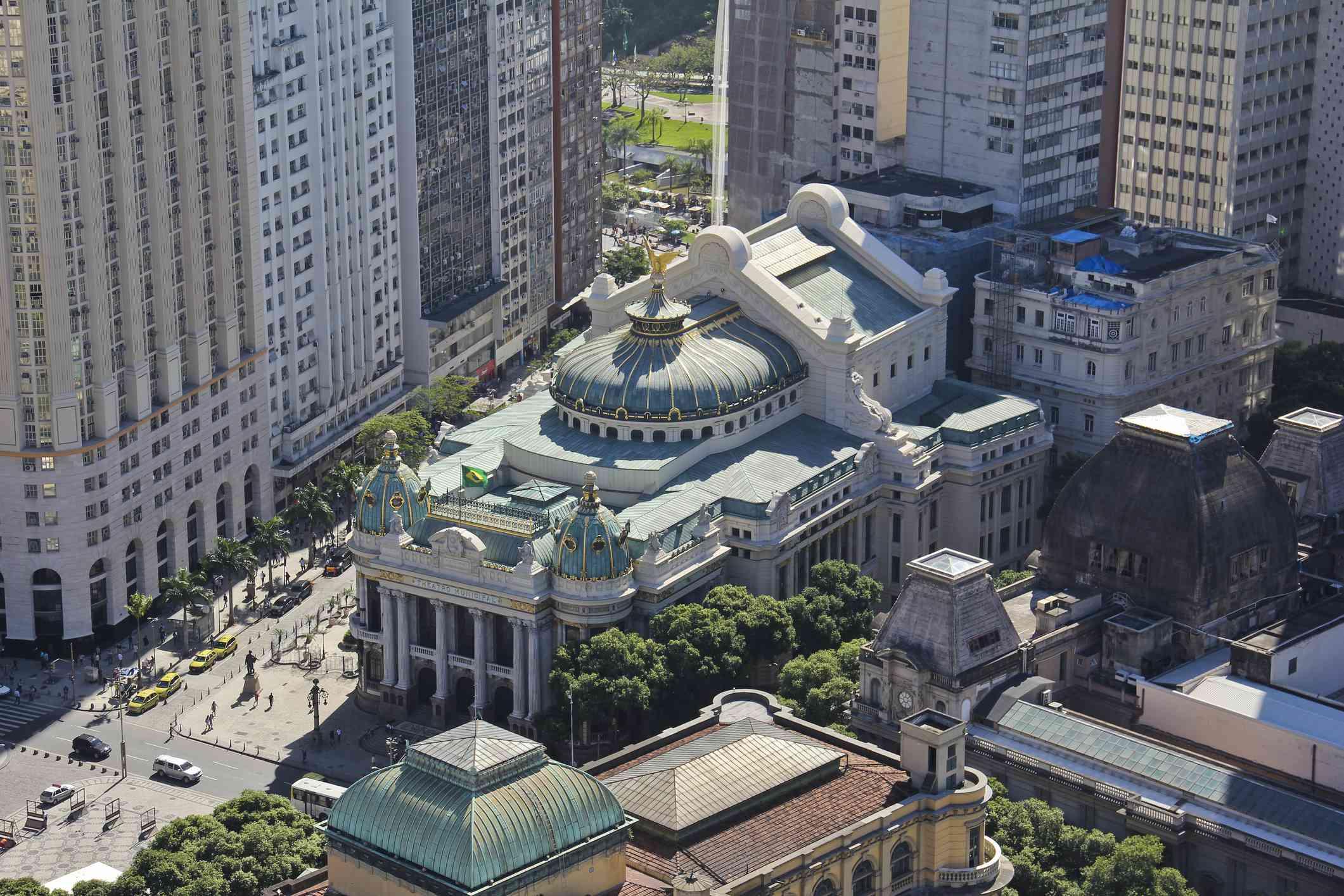 Municipal Theater of Rio de Janeiro