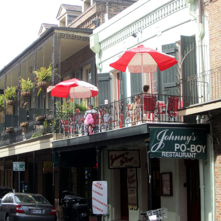 Cheap Food In New Orlean S French Quarter