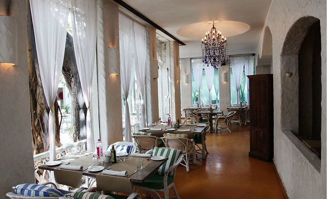 Olive Bar and Kitchen Delhi
