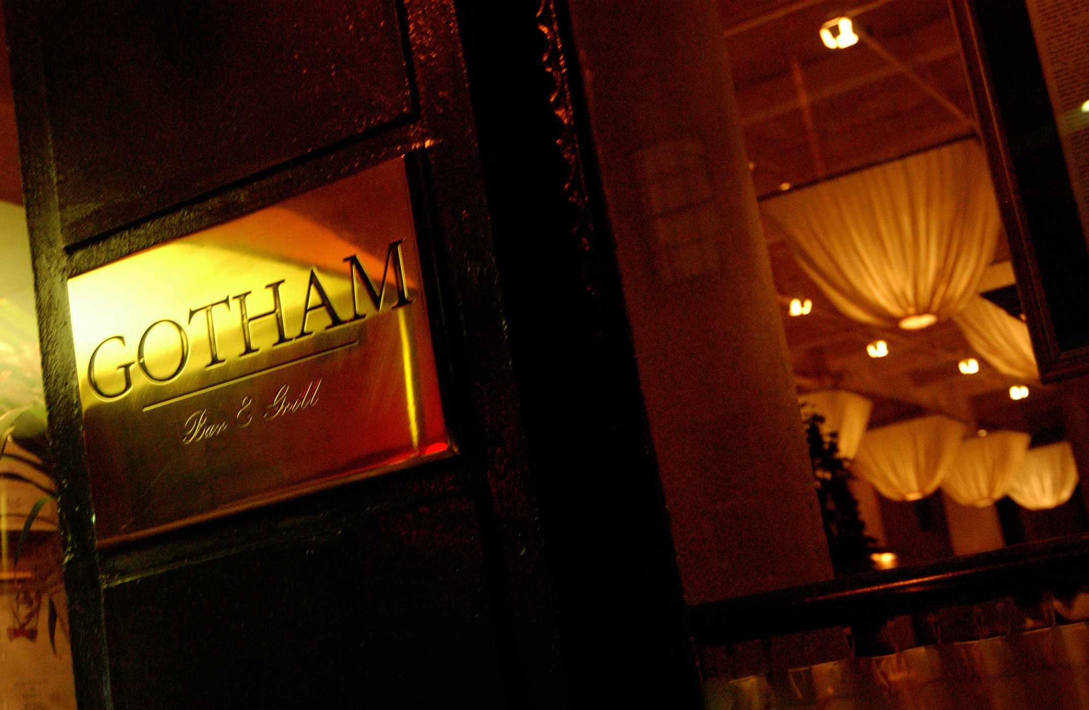 Gotham Bar and Grill, West Village