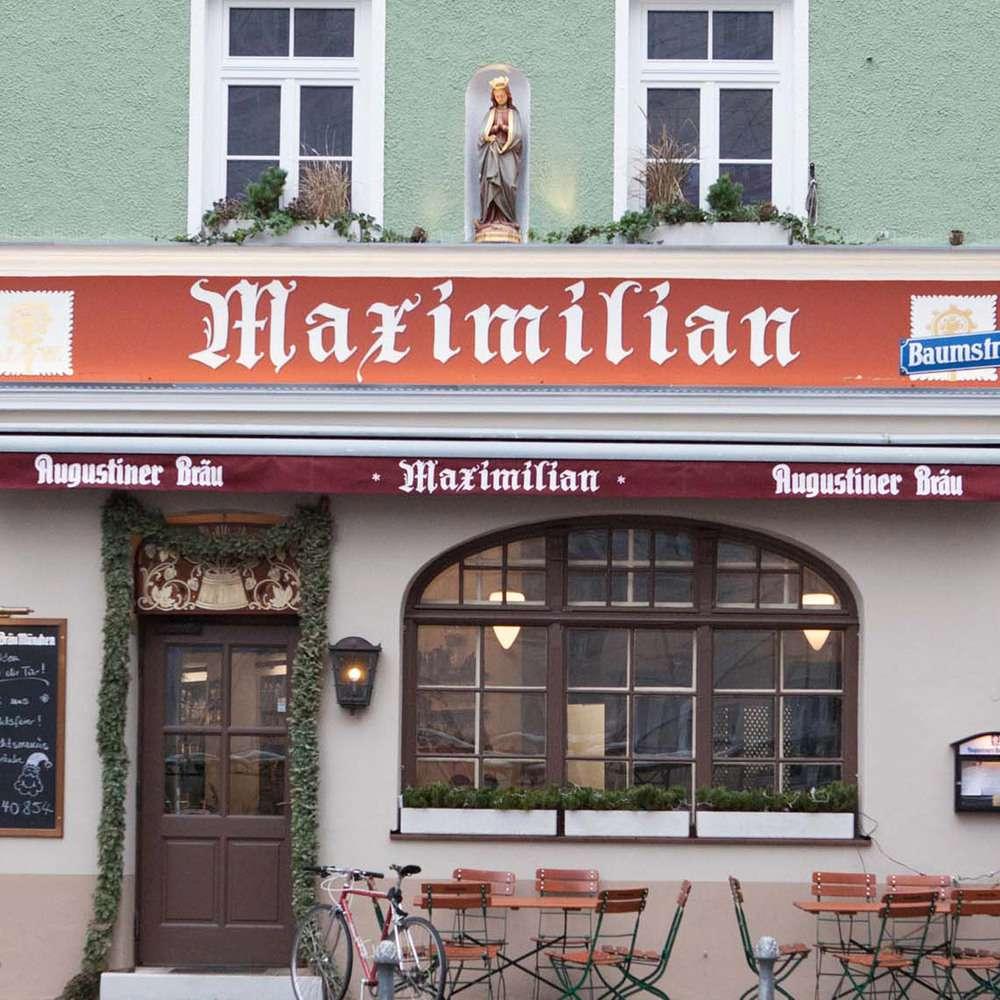 Maximilian's in Munich