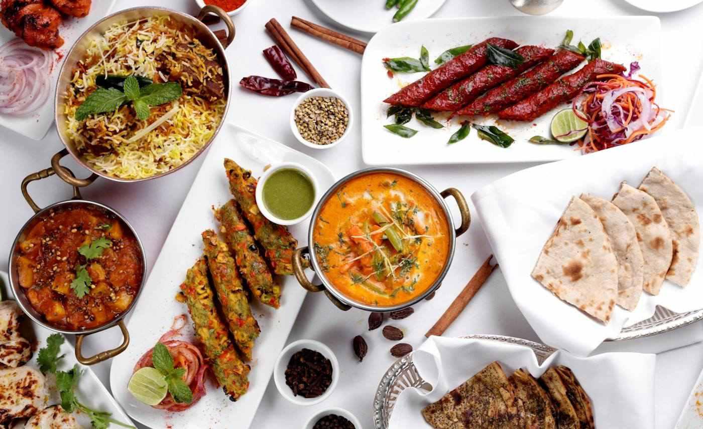 الأكلات المشهورة في الهند