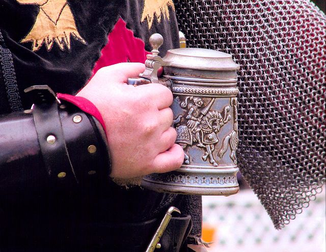 Great Lakes Medieval Faire in Ohio