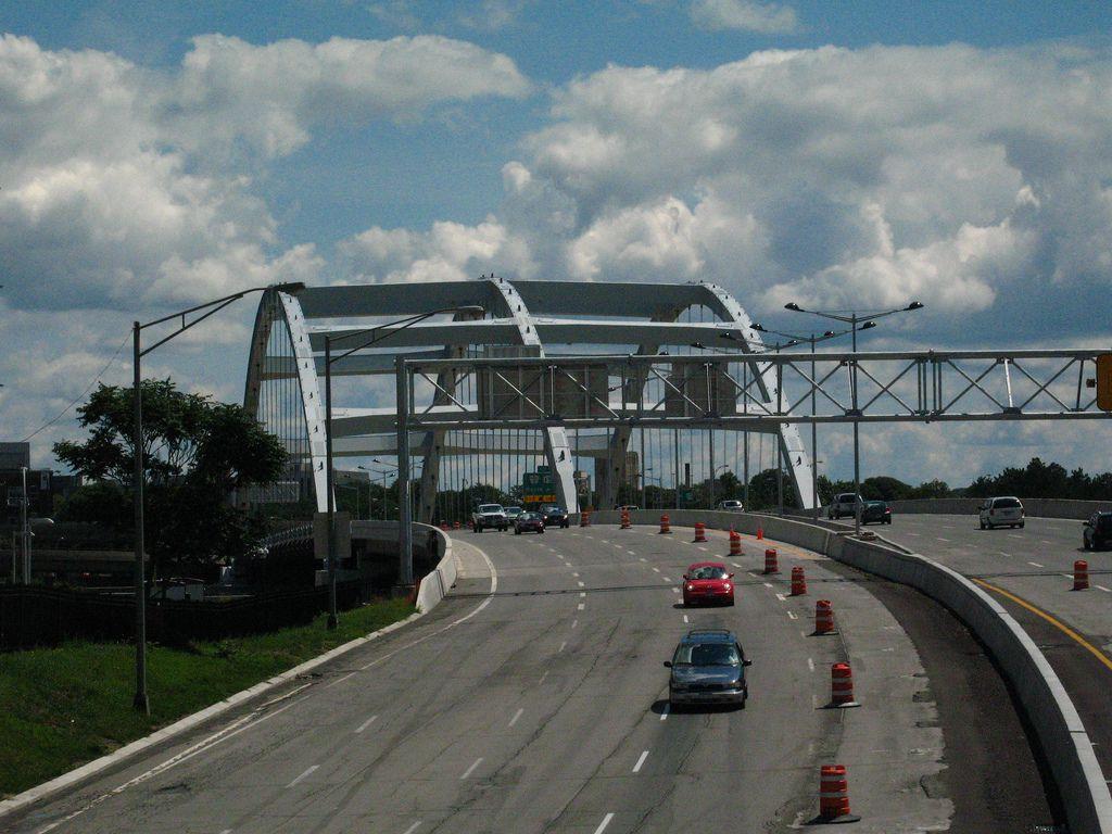 Frederick Douglass Memorial Bridge