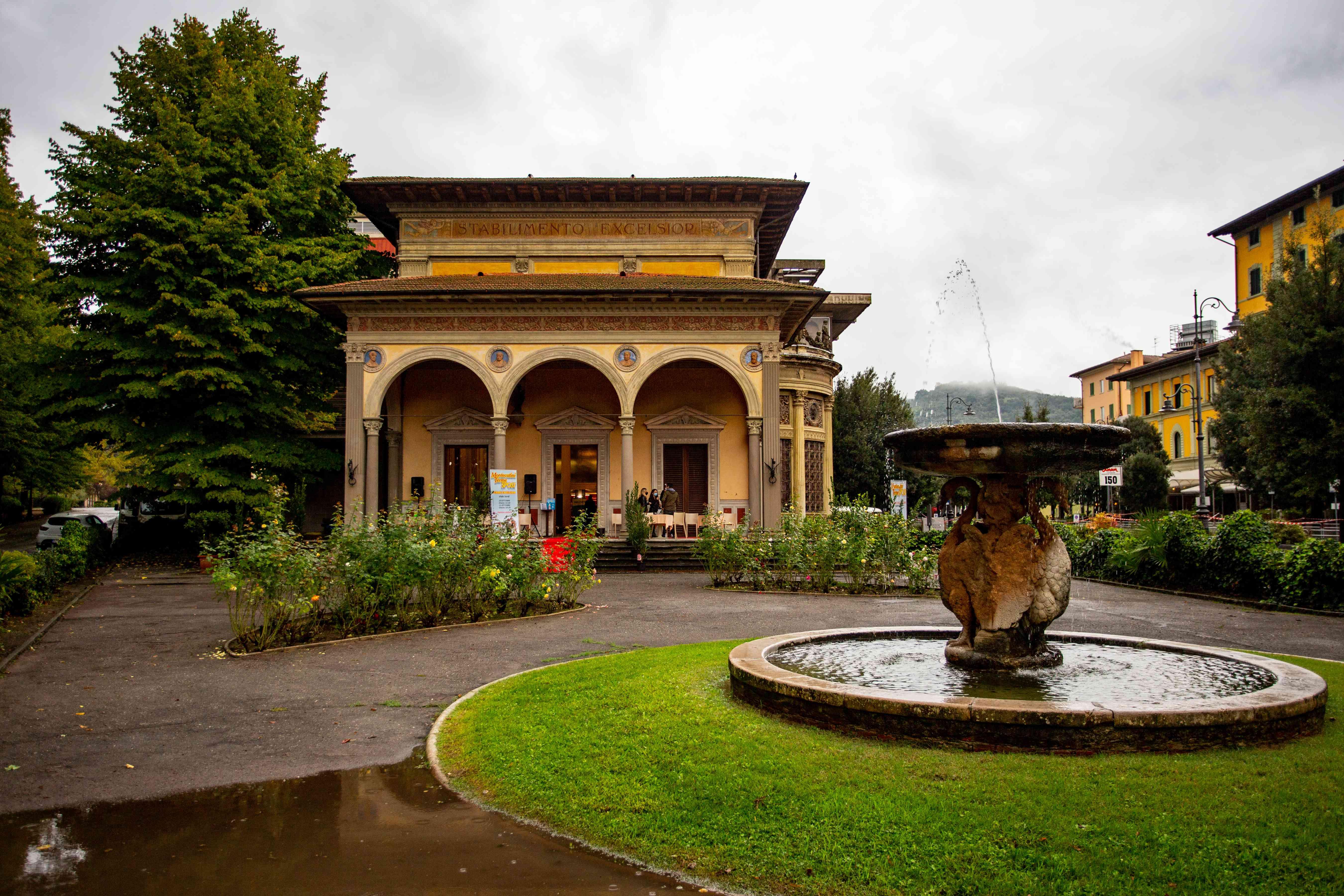 Montecatini Terme, Tuscany