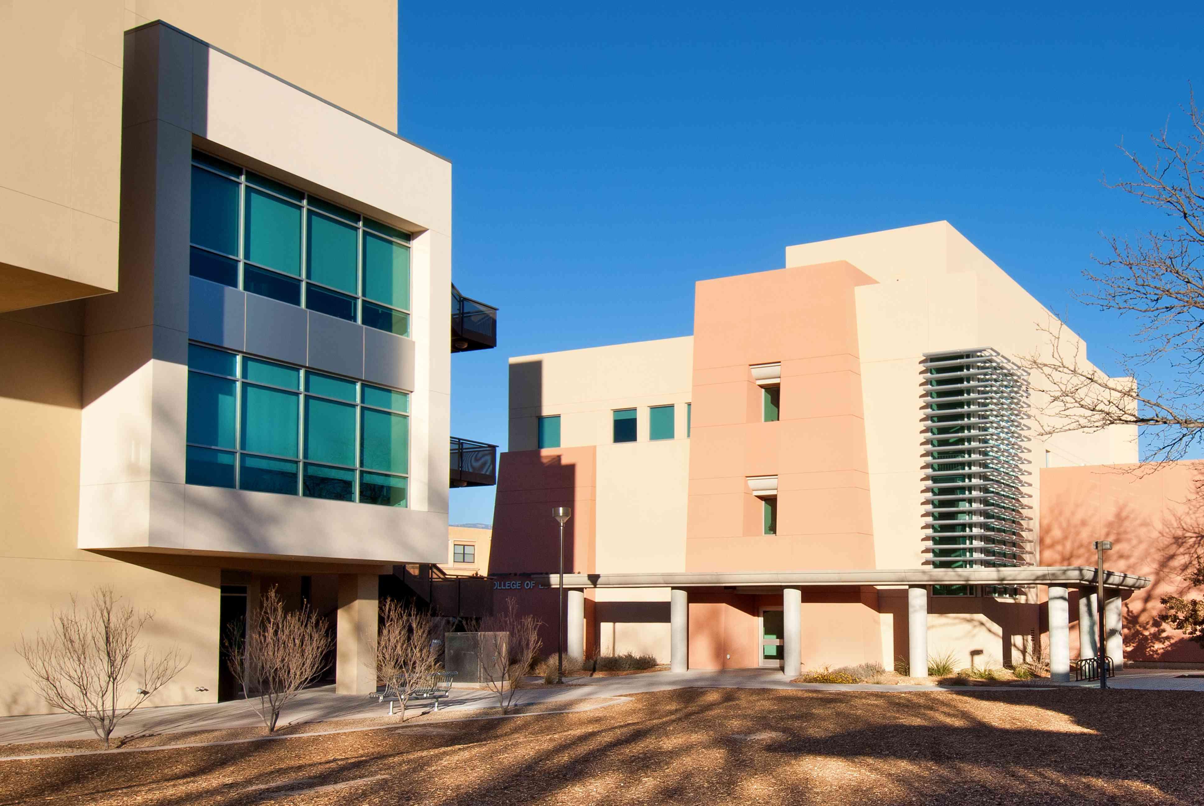 University of New Mexico Buildings