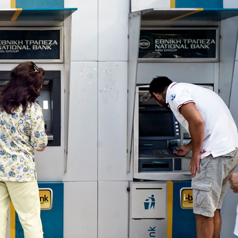 Best Practices for Using ATMs in Greece