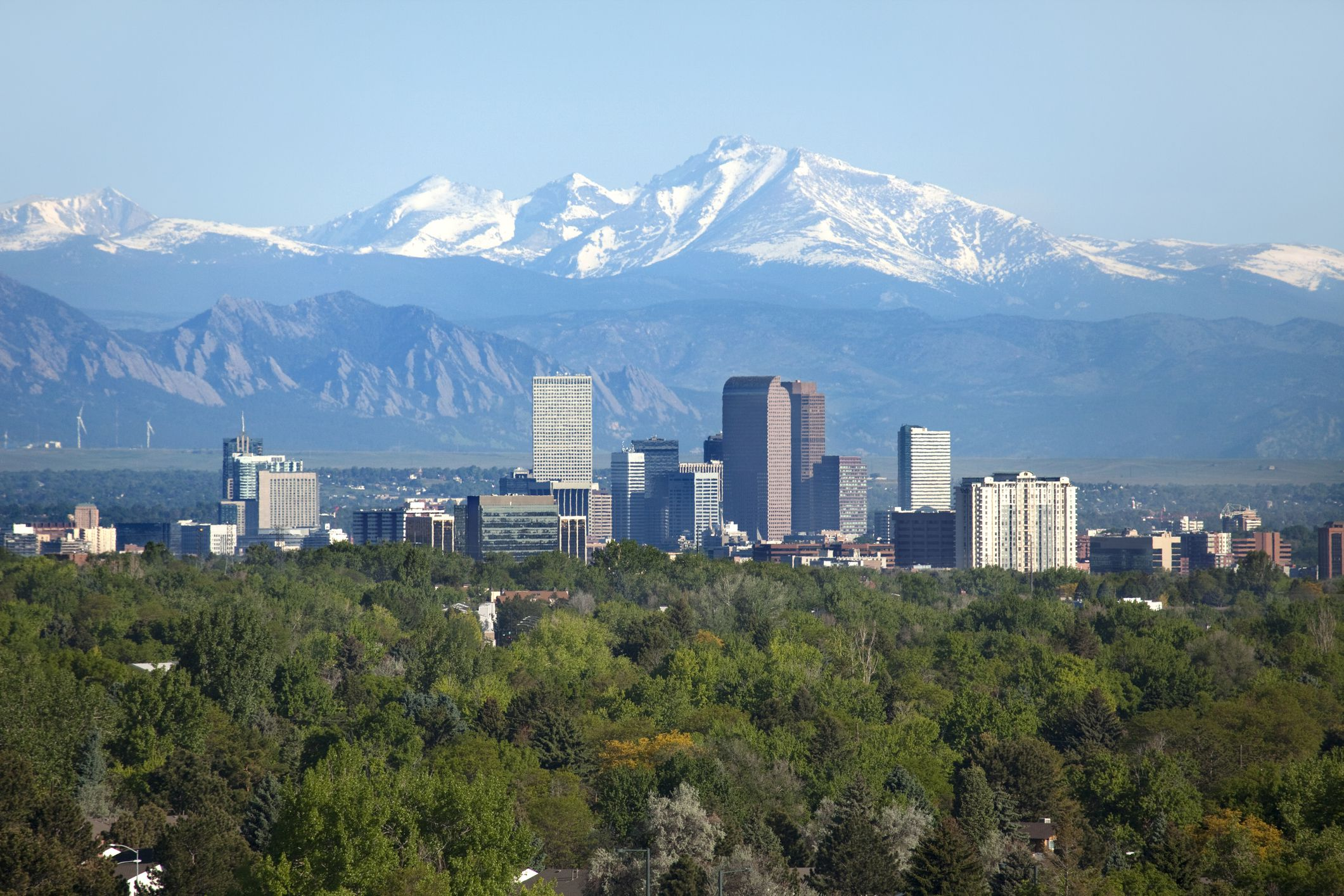 Denver Gay Travel Guide and Photo Gallery