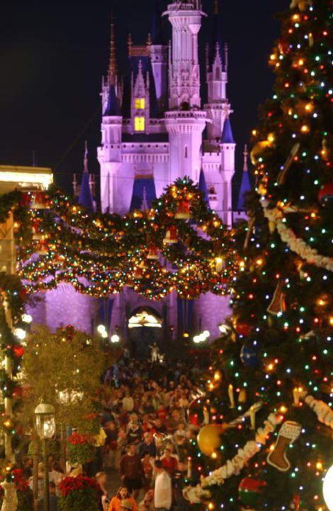 mickeys very merry christmas party magic kingdom photo courtesy of walt disney world resort - Disney During Christmas